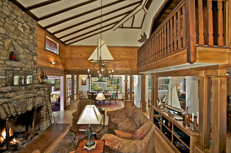 Major Renovation and Additions Designed by Chesapeake Associated Architects, Chestertown