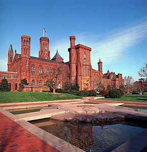 Smithsonian Castle, Smithsonian Institution, Washington