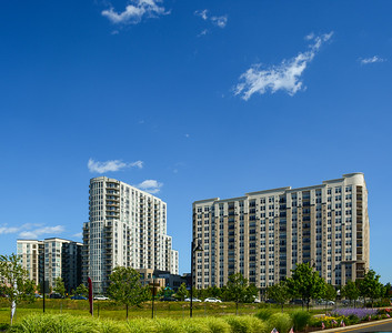 High Rises of the Harborpoint Redevelopment