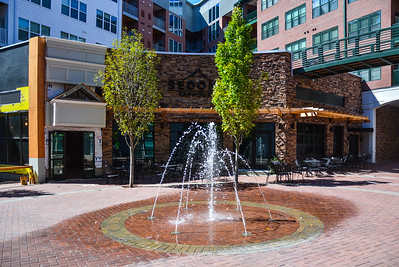 Fountains at the Waypointe Disrict