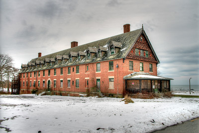 Seaside Sanatorium, Waterford, CT