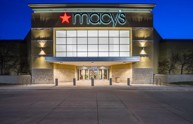 Macy's Entrance