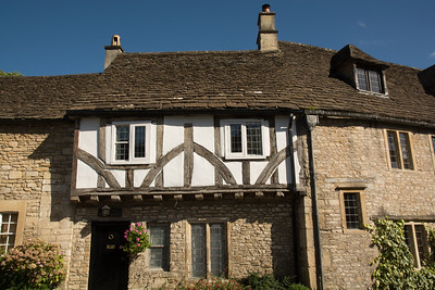 Cotswold Half-Timber House