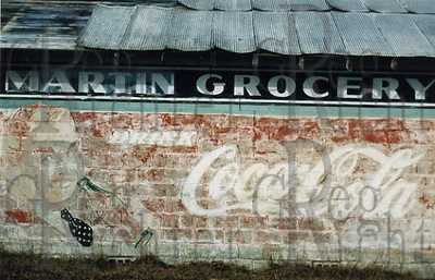Old grocery store. Decatur, Alabama.