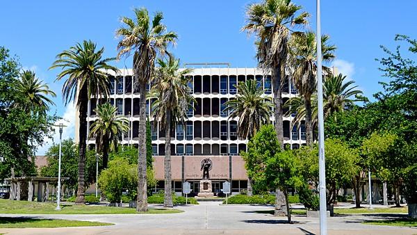 Galveston County 1966 Courthouse