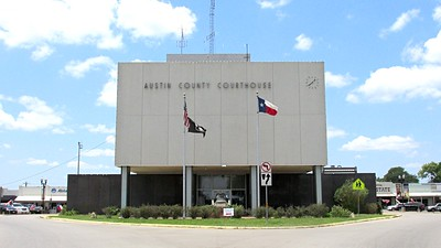 Austin County Courthouse - Front