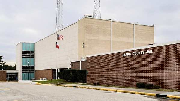 Hardin County Courthouse and Jail