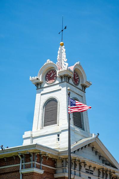 Adams County Courthouse, Baltimore Street, Gettysburg, Pennsylvania