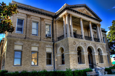 Columbia County Courthouse - Magnolia