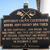 Jefferson County Courthouse, 100 E. Washington Street, Charles Town, WV