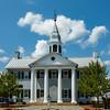 Old Shenandoah County Courthouse, Main Street, Woodstock, Virginia