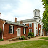 Commissioner of the Revenue Building, Rappahannock County Courthouse complex, Gay Street, Washington, Virginia