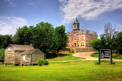Historic Lawrence County Courthouse