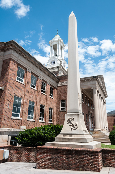 Bedford County Courthouse, Bedford, Virginia