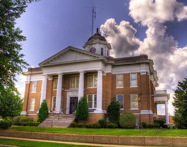 Dallas County Courthouse - Fordyce, AR