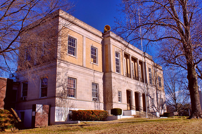 Lee County Courthouse