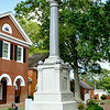 Confederate War Memorial, Middlesex County Courthouse, Courthouse Square, Saluda, Virginia