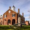 Fairfax County Courthouse, Fairfax City, Virginia