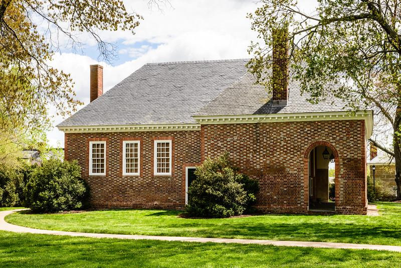 Hanover County Courthouse, Hanover, Virginia