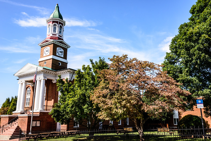 Culpeper County Courthouse, West Davis Street, Culpeper, Virginia