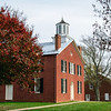 Prince William County Courthouse, Brentsville Courthouse Historic Center, Bristow, Virginia