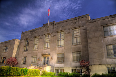 Independence County Courthouse - Batesville, AR