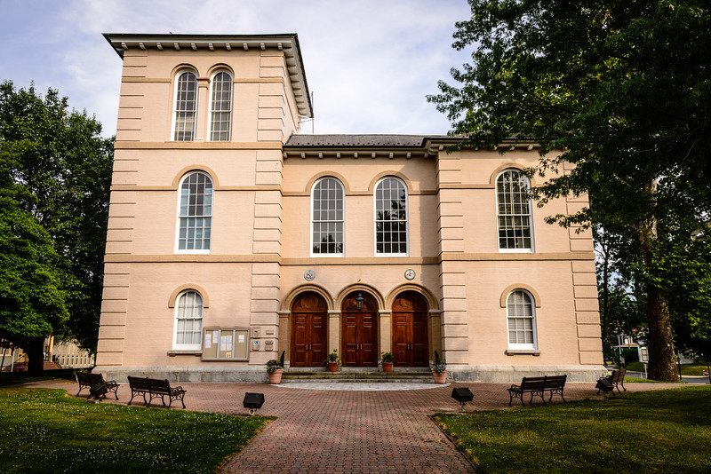 Dorchester County Courthouse, 206 High Street, Cambridge, Maryland