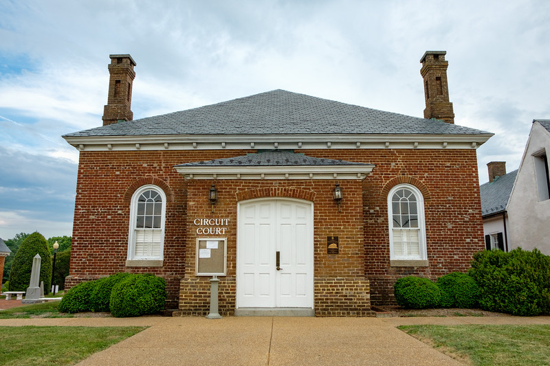 Richmond County Courthouse, Warsaw, Virginia