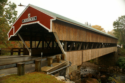 Jackson, NH covered bridge