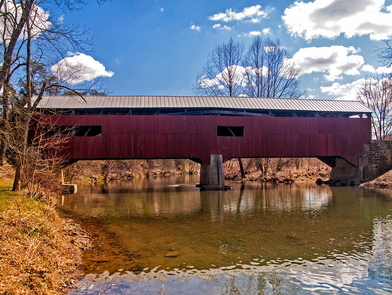 Rice Covered Bridge / Landisburg Covered Bridge