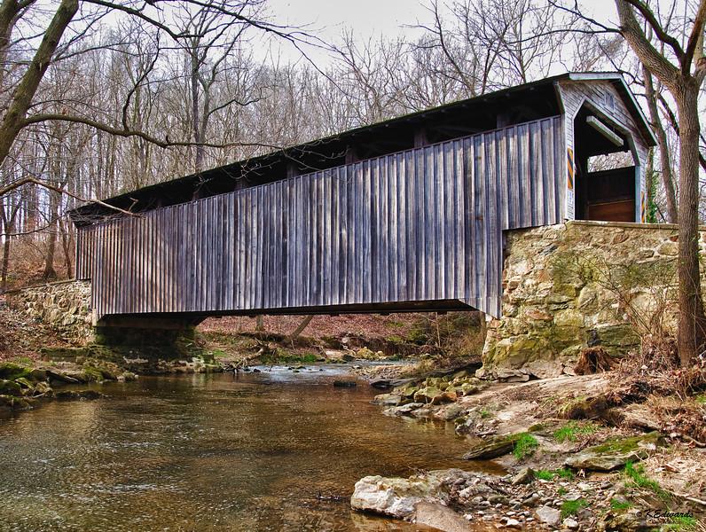 Glen Hope Covered Bridge