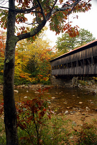 Albany, NH covered bridge