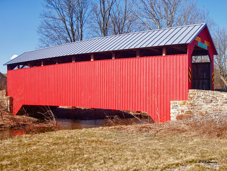Saville Covered Bridge