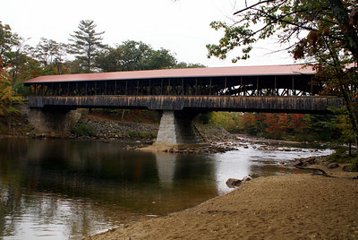 Saco Bridge Conway, NH