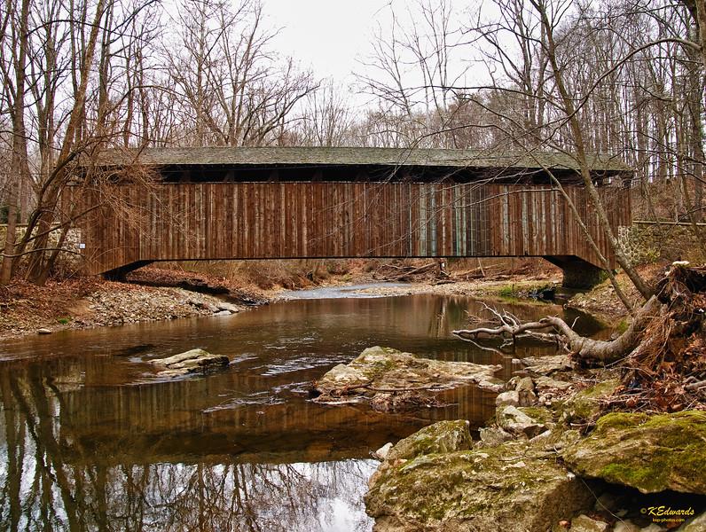Stevens Linton Covered Bridge