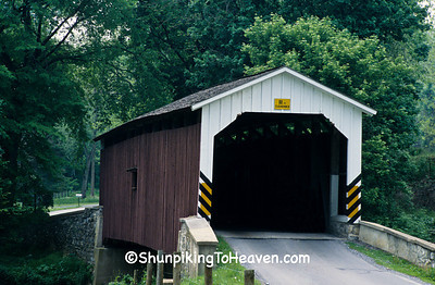 Neff Mill Covered Bridge, Lancaster County, Pennsylvania