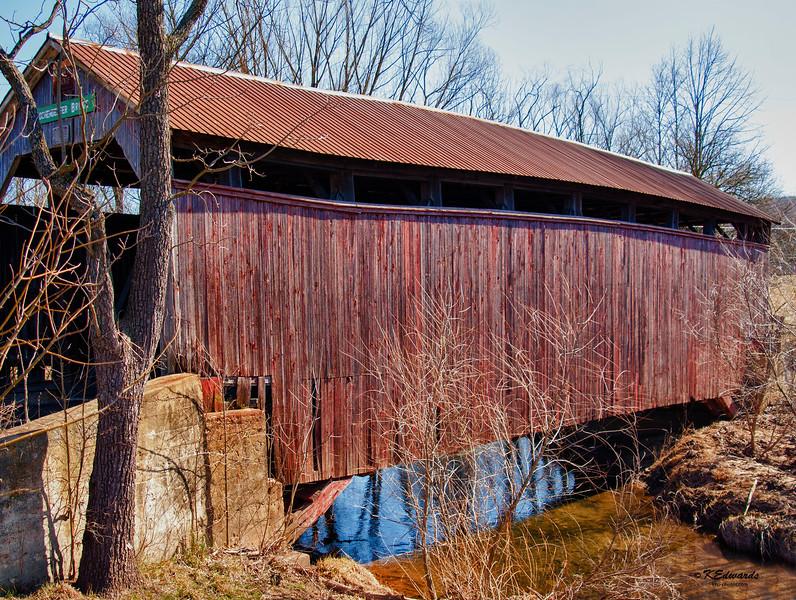Kochendarfer Covered Bridge