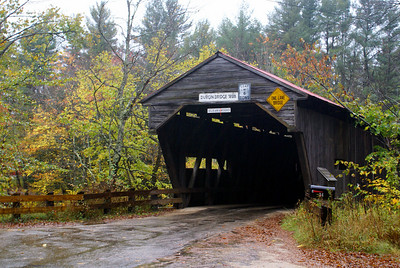 Durgin Bridge of Sandwich, NH