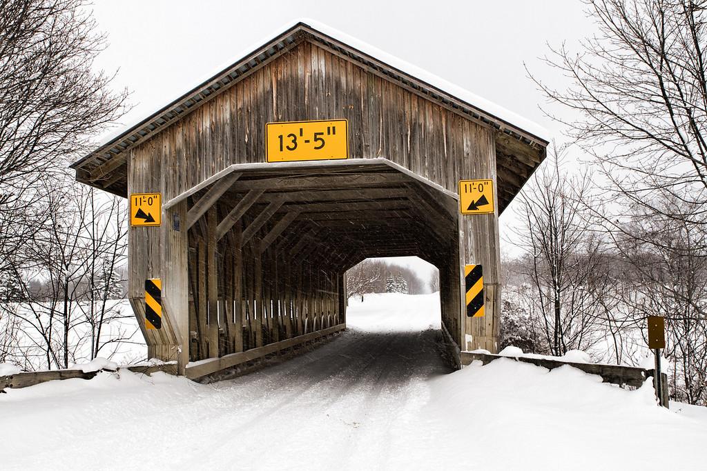 Caine Road Bridge, Ashtabula Ohio