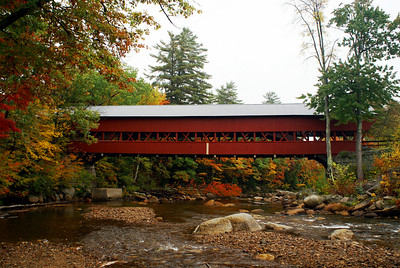 Swift River Bridge Conway, NH