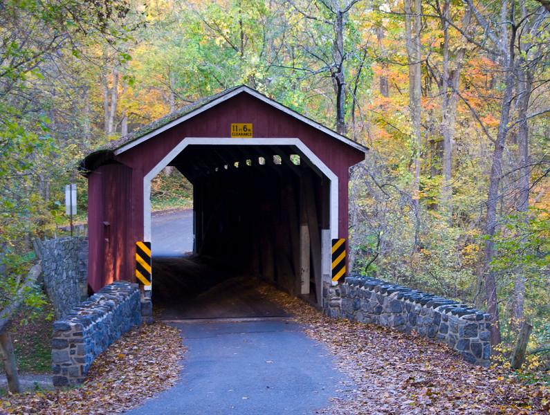 Kurtz Covered Bridge