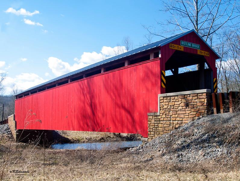 Bistline Covered Bridge