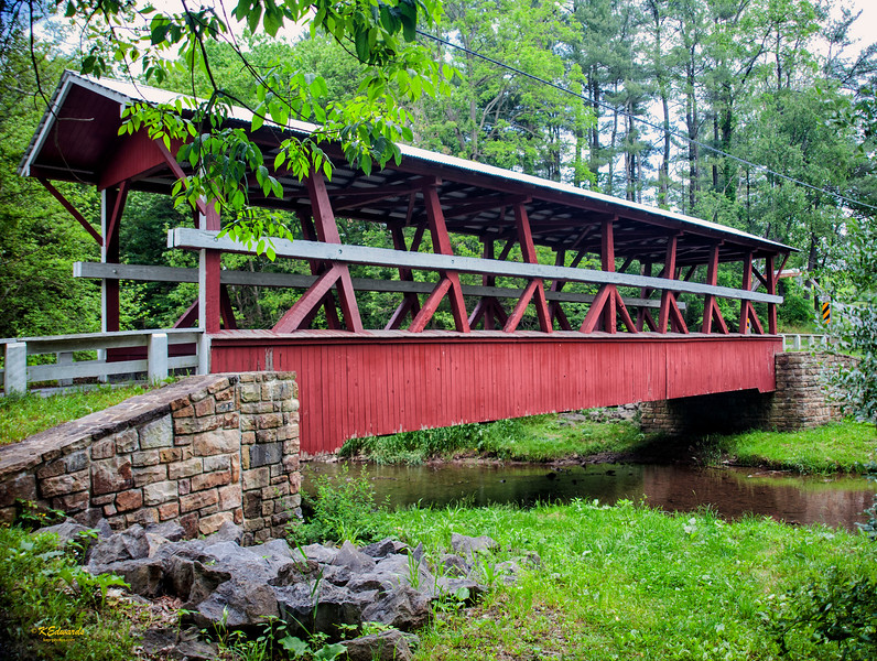Colvin Covered Bridge