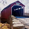 New Germantown Covered Bridge