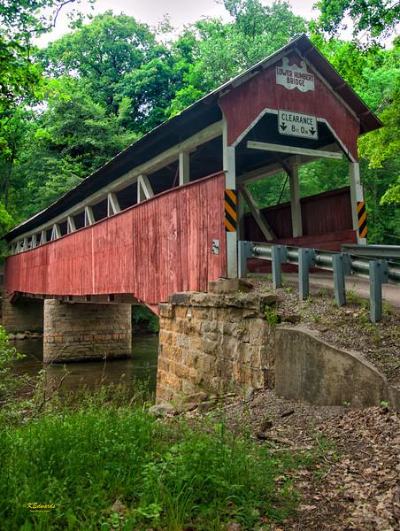 Lower Humbert Covered Bridge