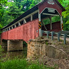 Lower Humbert Covered Bridge