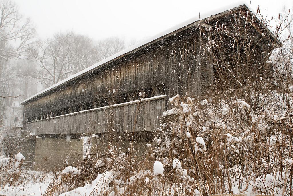 Middle Road Bridge, Ashtabula Ohio