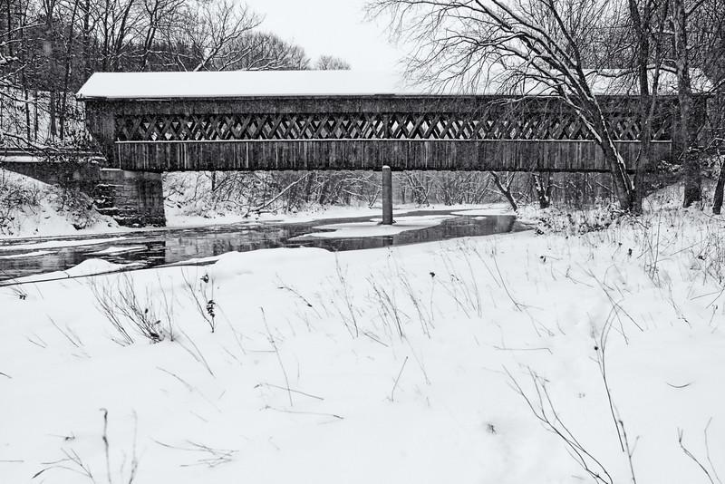 State Road Bridge, Ashtabula Ohio