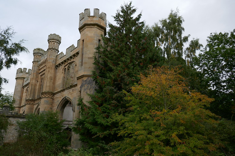 Crawford Priory, Fife, Scotland