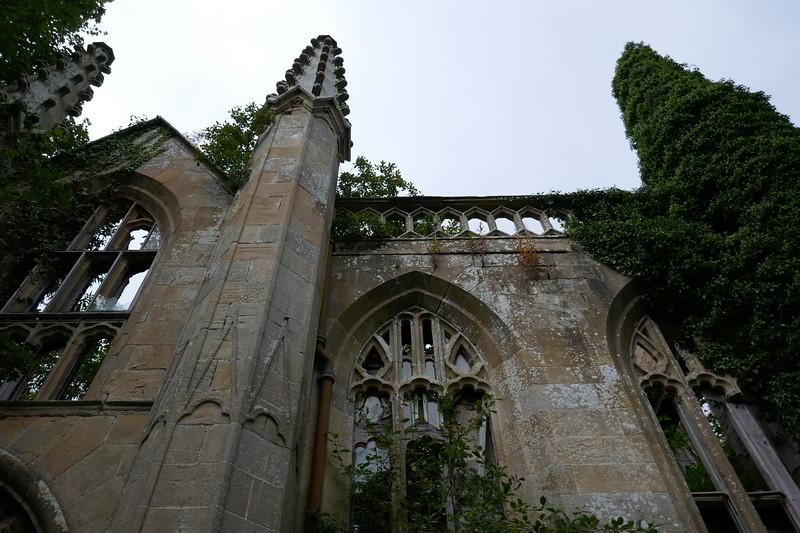 Crawford Priory, Fife, Scotland
